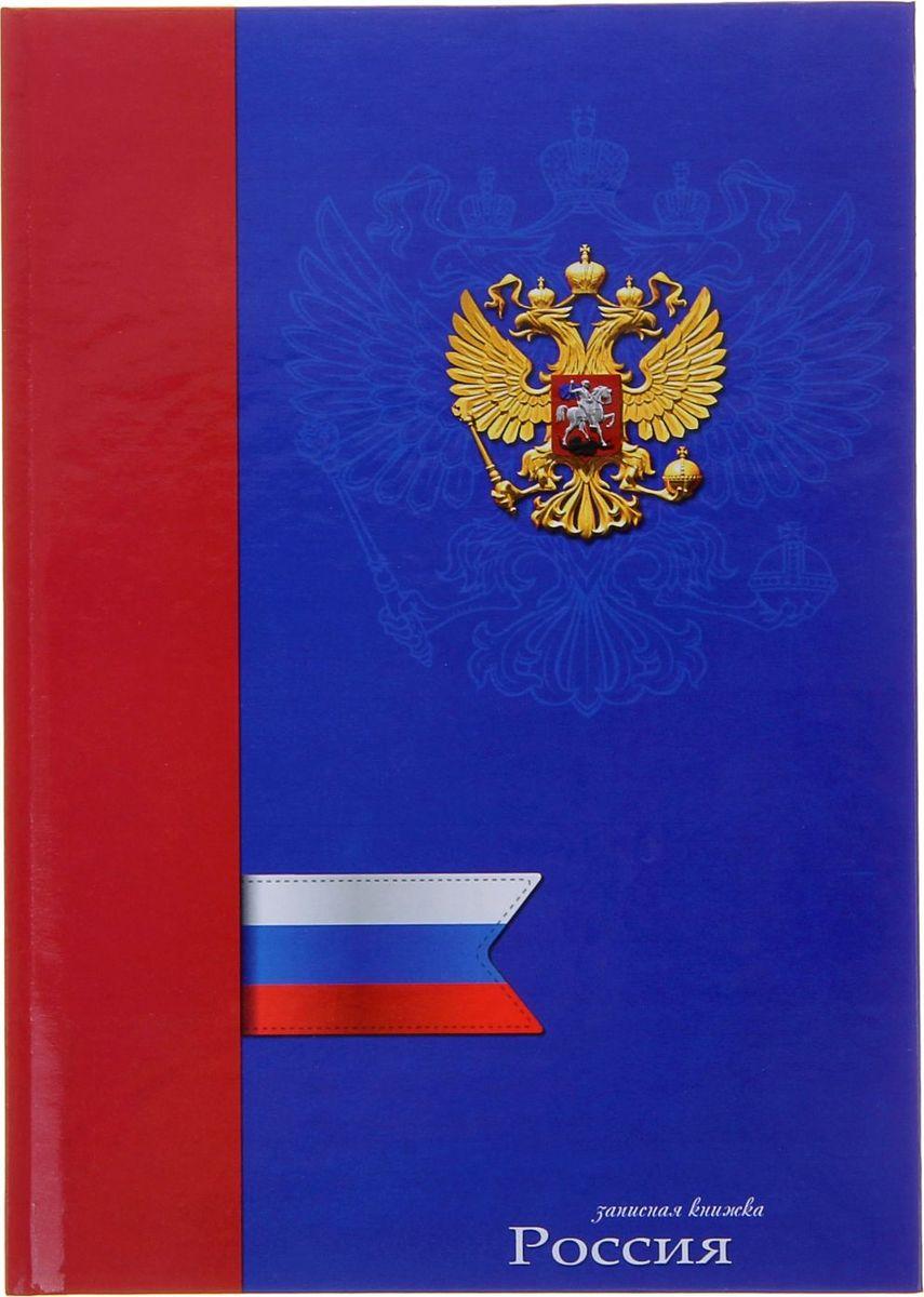 Проф-Пресс Записная книжка Россия на красно-синем 80 листов127340Записная книжка — компактное и практичное полиграфическое изделие, предназначенное для разного рода записей и заметок.Такой предмет прекрасно подойдёт для фиксации повседневных дел. Это канцелярское изделие отличается красочным оформлением и придётся по душе как взрослому, так и ребёнку. Записная книжка твёрдая обложка А5, 80 листов Россия на красно-синем, глянцевая ламинация обладает всеми необходимыми характеристиками, чтобы стать вашим полноценным помощником на каждый день.