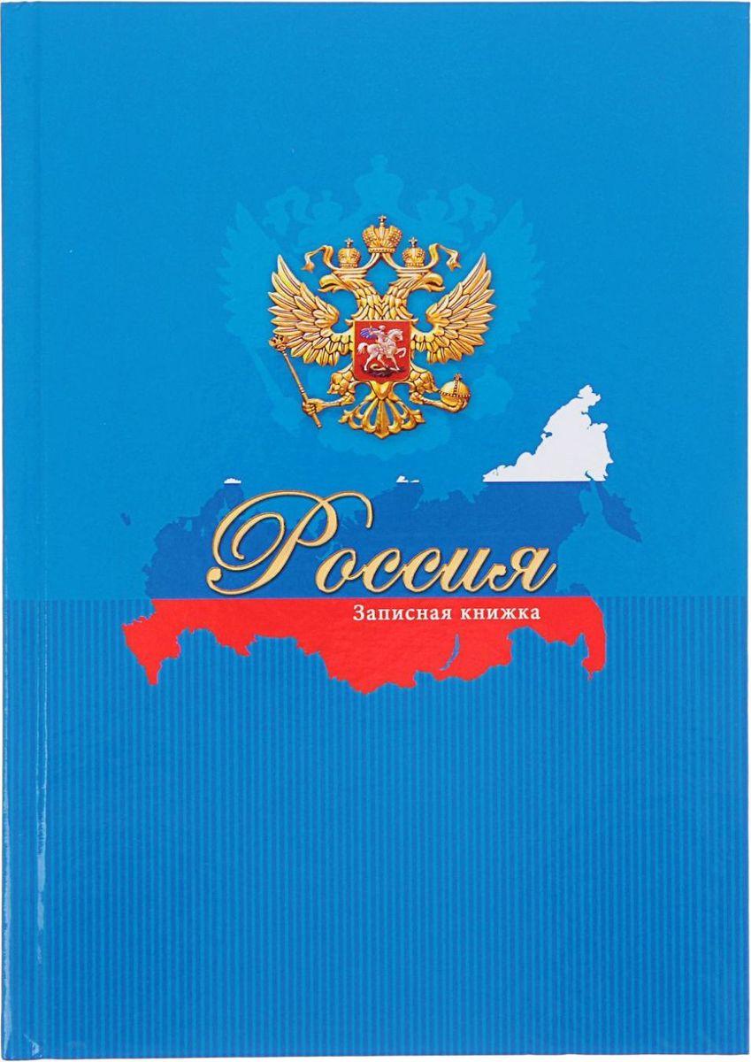 Проф-Пресс Записная книжка Россия 80 листов цвет синий72523WDЗаписная книжка — компактное и практичное полиграфическое изделие, предназначенное для разного рода записей и заметок.Такой предмет прекрасно подойдёт для фиксации повседневных дел. Это канцелярское изделие отличается красочным оформлением и придётся по душе как взрослому, так и ребёнку. Записная книжка, интегральная обложка, А5, 80 листов Россия. Синяя, глянцевая ламинация обладает всеми необходимыми характеристиками, чтобы стать вашим полноценным помощником на каждый день.