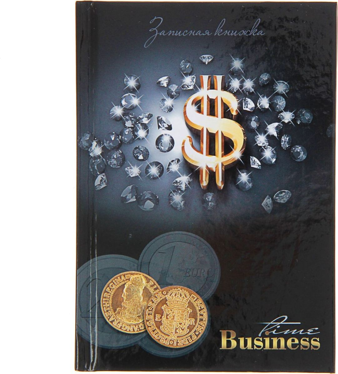 Проф-Пресс Записная книжка Золотые монеты 64 листа72523WDЗаписная книжка — компактное и практичное полиграфическое изделие, предназначенное для разного рода записей и заметок.Такой предмет прекрасно подойдёт для фиксации повседневных дел. Это канцелярское изделие отличается красочным оформлением и придётся по душе как взрослому, так и ребёнку. Записная книжка твёрдая обложка А6, 64 листа Золотые монеты, глянцевая ламинация обладает всеми необходимыми характеристиками, чтобы стать вашим полноценным помощником на каждый день.
