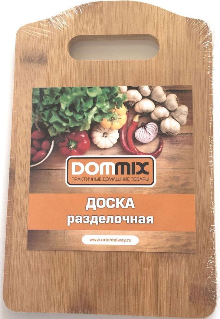Доска разделочная Dommix, прямоугольная, 15 х 23 х 1 см391602Доска разделочная Dommix выполнена из натурального дерева и снабжена удобной ручкой.Прекрасно подходит для приготовления и сервировки пищи. Особенности разделочной доски Dommix:высокое качество шлифовки поверхности изделий, двухслойное покрытие пищевым лаком, безопасным для здоровья человека, степень влажности 8-10%, не трескается и не рассыхается, высокая плотность структуры древесины,устойчива к механическим воздействиям,не предназначена для мытья в посудомоечной машине.