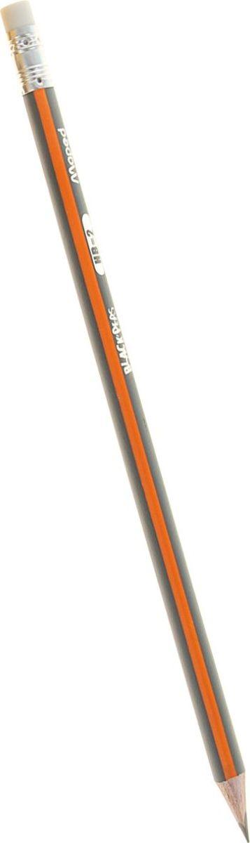 Maped Карандаш чернографитный Black Peps с ластиком72523WDЧернографитный заточенный карандаш Maped Black Peps - идеальный инструмент для письма, рисования и черчения.Трехгранный корпус выполнен из дерева.Высококачественный ударопрочный грифель не крошится и не ломается при заточке.На конце карандаша расположен ластик. Он легко и аккуратно удаляет надписи, сделанные карандашом.