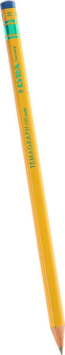 Lyra Карандаш чернографитный TemaGraph твердость H1850420