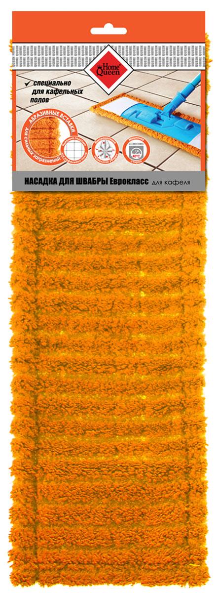 Насадка для швабры HomeQueen Еврокласс, для кафеля787502Насадка подходит к коду 70061, 56649, для мытья кафельных поверхностей. Высокая износостойкость.
