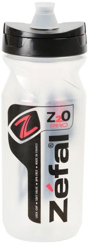 Фляга велосипедная Zefal Z2O Pro 65, цвет: прозрачный, 650 мл7292Самые технически продвинутая фляги Zefal Z2O Pro 65 отличается наличием двойной системы закрытия фляги: для катания и транспортировки. Для транспортировки фляги в рюкзаке и предотвращения протечек на 100% вы можете закрыть основной клапан поворотом крышки. Силиконовый питьевой порт добавляет комфорта при питье: для открытия фляги порт достаточно сжать зубами. Все фляги производятся из пищевого полипропилена, который не содержит BPA, не имеет запаха, не влияет на вкус напитка и на 100% безопасен.ZEFAL – старейший французский производитель велосипедных аксессуаров премиального качества, основанный в 1880 году, является номером один на французском рынке велосипедных аксессуаров.• Мягкий силиконовый питьевой порт• Полное закрытие фляги поворотом крышки• Подходит ко всем флягодержателям
