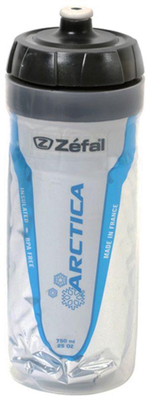 Фляга велосипедная Zefal Arctica 55, изотермическая, цвет: белый, 550 млMW-1462-01-SR серебристыйЛучшие велосипедные фляги в коллекции ZEFAL. Фляги Zefal Arctica 55 имеют двухслойную конструкцию с прослойкой из металлизированного полиэтилена, благодаря чему они сохраняют температуру напитка до 2,5 часов. Все фляги производятся из пищевого полипропилена, который не содержит BPA, не имеет запаха, не влияет на вкус напитка и на 100% безопасен. ZEFAL – старейший французский производитель велосипедных аксессуаров премиального качества, основанный в 1880 году, является номером один на французском рынке велосипедных аксессуаров.• Подходит ко всем флягодержателям• Максимальная температура напитка 80°C• Удерживает температуру напитка до 2,5 часов