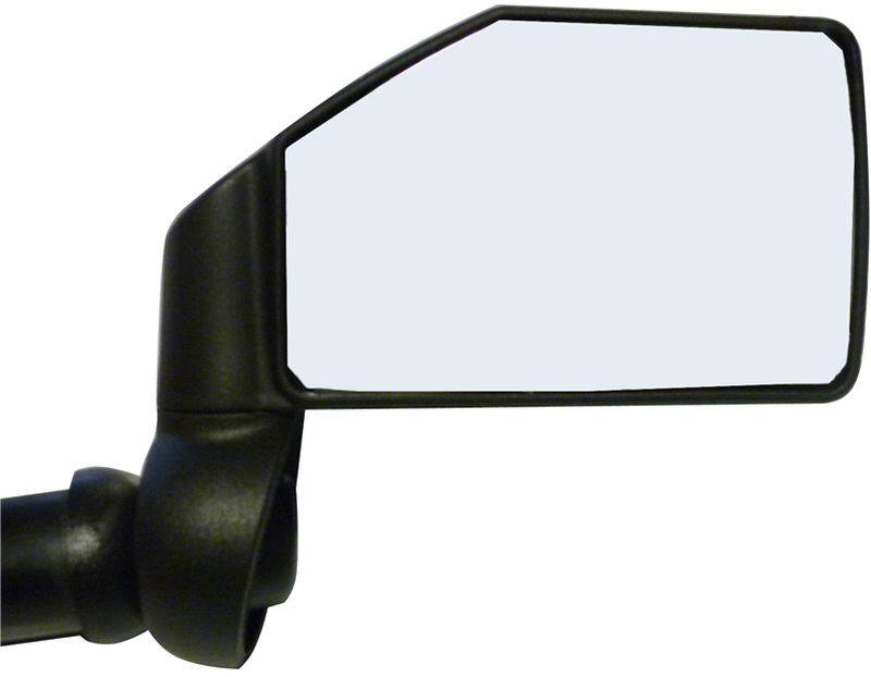 Зеркало велосипедное Zefal Dooback, на руль, правое4701Зеркала заднего видаZefal Dooback – это не только аксессуар, необходимый для удобного перемещения по городу, но и средство увеличивающее обзор вокруг вас, а это повышает безопасность передвижения. Зеркала ZEFAL Dooback устанавливаются в торец руля диаметром от 16 до 22 мм., вместо заглушек и надёжно там фиксируются. Отражающий элемент зеркала выполнен из ударопрочного пластика, и вы можете не бояться разбить его. Зеркала имеют полную регулировку положения на 360 градусов для подбора обзора под вашу посадку.ZEFAL – старейший французский производитель велосипедных аксессуаров премиального качества, основанный в 1880 году, является номером один на французском рынке велосипедных аксессуаров.• Правое зеркало. • Ударопрочная конструкция. • Полная регулировка положения зеркала. • Размер зеркала 40 см. • Устанавливается в торец руля от 16 до 22 мм.