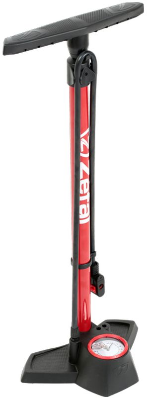 Насос велосипедный Zefal Profil Max FP30, напольный, цвет: черныйBMP-55Напольный насос Zefal Profil Max FP30 создан для людей, которые любят ухаживать за своим велосипедом. Это высококачественный насос позволяющий без долгих усилий, быстро и точно установить необходимое давление в колёсах. Модель Profil Max FP30 оснащена системой Z-Switch для быстрой смены типа клапана: Presta, Shreder или Dunlop. Для большего удобства использования насос оснащён длинным (1100 мм.) шлангом и линзой увеличивающей цифры на манометре. Так же в комплект входят дополнительные насадки для накачивания спортивных мячей и надувных игрушек.ZEFAL – старейший французский производитель велосипедных аксессуаров премиального качества, основанный в 1880 году, является номером один на французском рынке велосипедных аксессуаров.• Для всех ниппелей: Presta, Schrader и Dunlop.• Система быстрой смены типа клапана Z-Switch• Игла для накачивания спортивных мячей• Линза увеличивающая цифры на манометре• Накачка давления до 11 Bar (160 Psi)• Длина шланга 1100 мм.• Стальной корпус