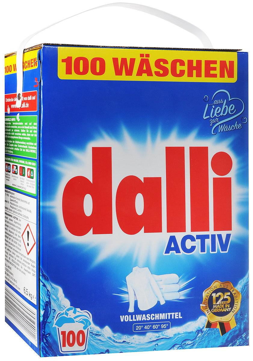 Стиральный порошок Dalli, 6,5 кгYASH62712Dalli - концентрированный универсальный порошок с новой формулой и ОХI эффектом для глубокой очистки волокон. Порошок превосходно удаляет даже трудновыводимые и застарелые загрязнения уже при температуре 30°С. Белье и одежда снова становятся сияющее чистыми и ухоженными. Идеально подходит для ручной и машинной стирки белого белья из хлопка, льна, искусственных волокон,смесовых тканей. Оригинальная рецептура и оптимально подобранные компоненты и входящий в состав активный кислород обеспечивают наивысший отстирывающий показатель в диапазоне температур от 30°С до 95°С. Не повреждает волокна тканей и сохраняет яркость и насыщенность красок цветного белья. Не рекомендуется для шерсти и шелка.Товар сертифицирован.
