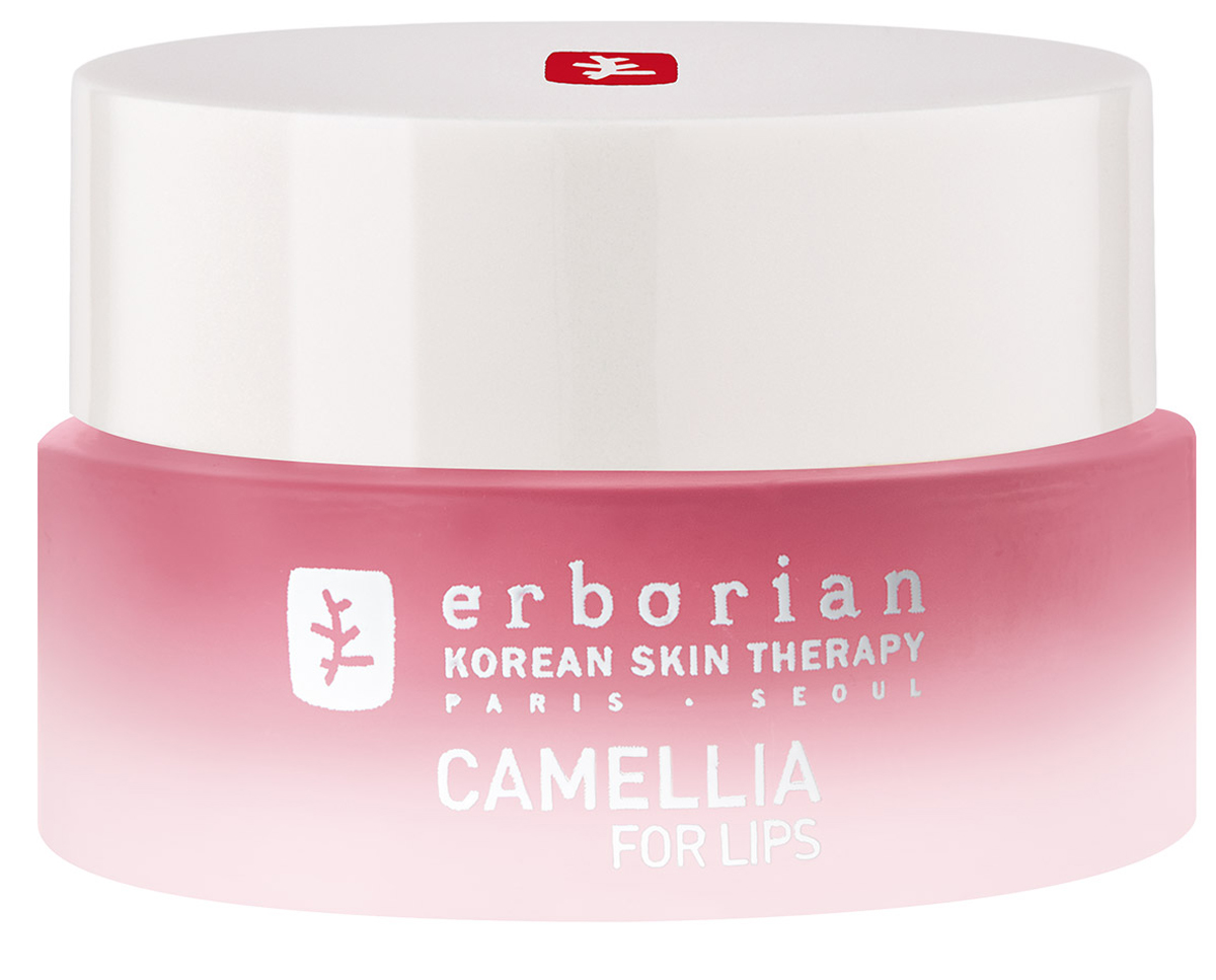 Erborian CAMELLIA бальзам для губ, 7 млAC-1121RDМасло камелии в составе бальзама для губ защищает нежную кожу губ от негативного воздействия внешней среды и обезвоживания. Аденозин успокаивает, смягчает и питает кожу. Этот бальзам заметно улучшает состояние губ, делая улыбку еще более обворожительной.