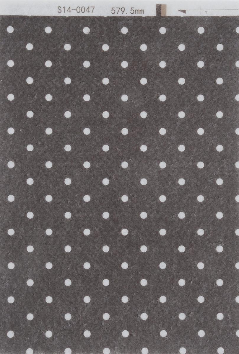 Фетр листовой декоративный Астра Горох, цвет: серый, белый, 20 х 27 см, 10 штSS 4041Фетр декоративный Астра очень приятен в работе: не сыпется,хорошо клеится, режется и сгибается в любых направлениях. Фетр отлично сочетается с предметами в технике фильцевания.Из фетра получаются чудеснейшие украшения (броши, подвески и так далее), обложки для книг, блокнотов и документов, картины, интересные детали дляинтерьера и прочее.Размер одного листа: 200 x 270 мм.В упаковке 10 листов.