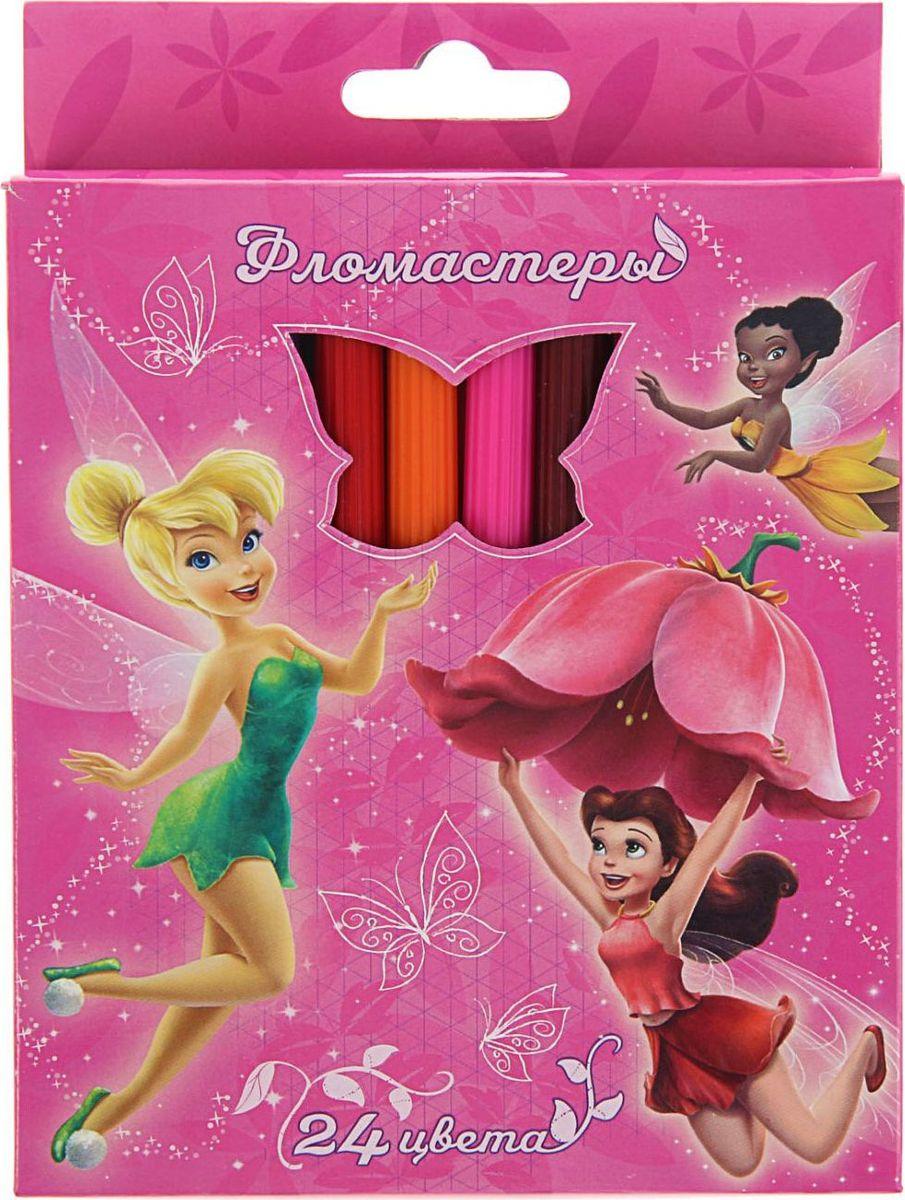 Disney Набор фломастеров Феи 24 цвета1416919