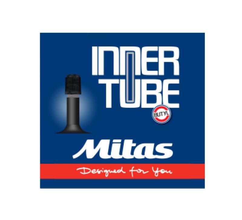 Велокамера Mitas K10 AV35, цвет: черный, 16 х 2,1-2,5MHDR2G/AРазмер: 16 x 2,10 - 2,50 (54/62-305)Ниппель: автомобильный