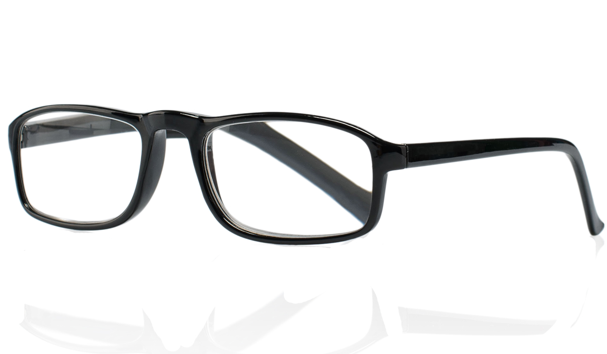 Kemner Optics Очки для чтения +2,5, цвет: черный kemner optics очки для чтения 2 0 цвет черный