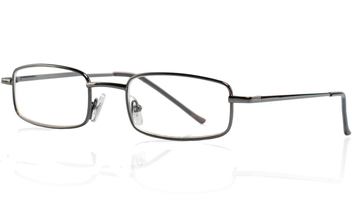 Kemner Optics Очки для чтения +2,5, цвет: темно-серый - Корригирующие очки
