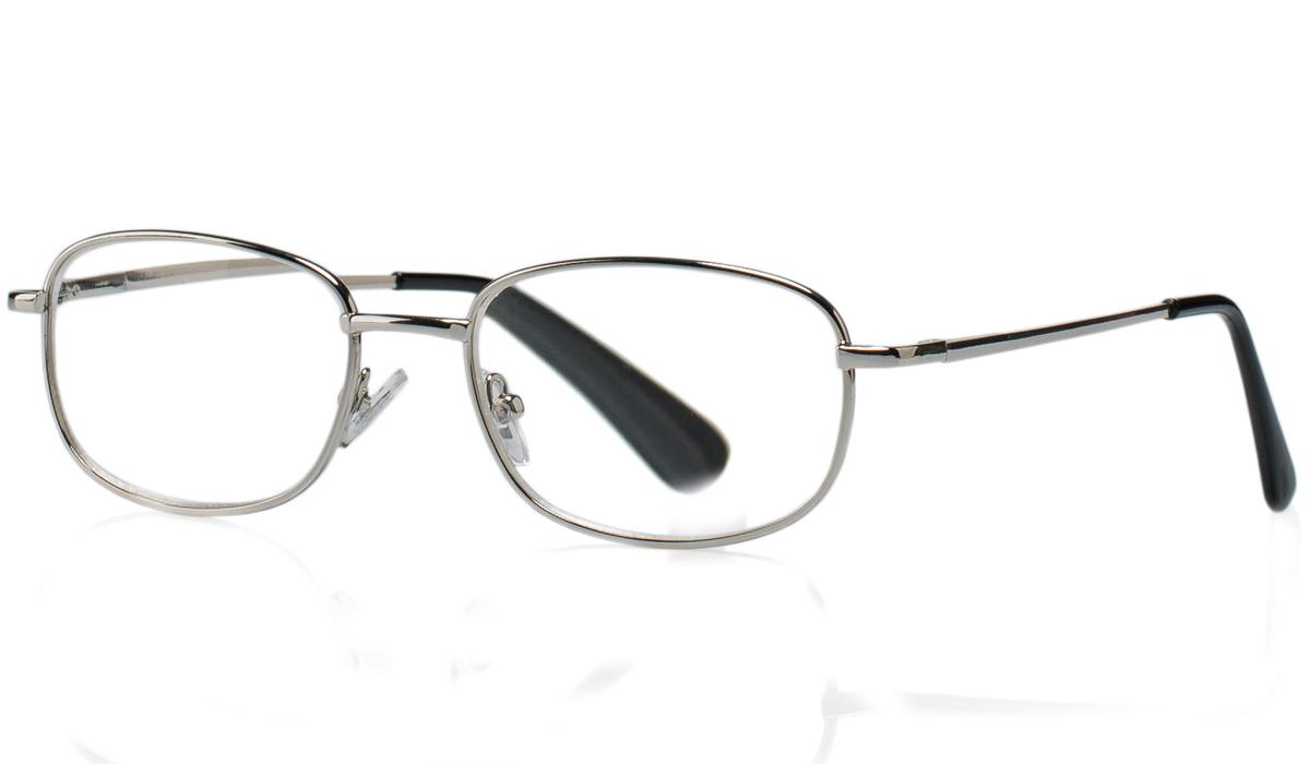 Kemner Optics Очки для чтения +2,5, цвет: светло-серыйперфорационные unisexГотовые очки для чтения - это очки с плюсовыми диоптриями, предназначенные для комфортного чтения для людей с пониженной эластичностью хрусталика. Компания Kemner Optics уже больше 20 лет поставляет готовую оптику на европейский рынок. Надежность и качество очков Kemner Optics проверено годами.