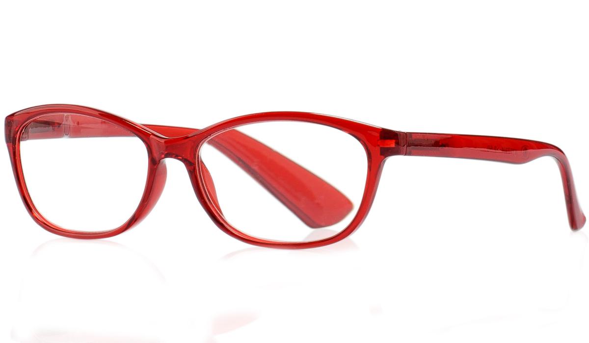 Kemner Optics Очки для чтения +2,5, цвет: красныйAS003Готовые очки для чтения - это очки с плюсовыми диоптриями, предназначенные для комфортного чтения для людей с пониженной эластичностью хрусталика. Компания Kemner Optics уже больше 20 лет поставляет готовую оптику на европейский рынок. Надежность и качество очков Kemner Optics проверено годами.