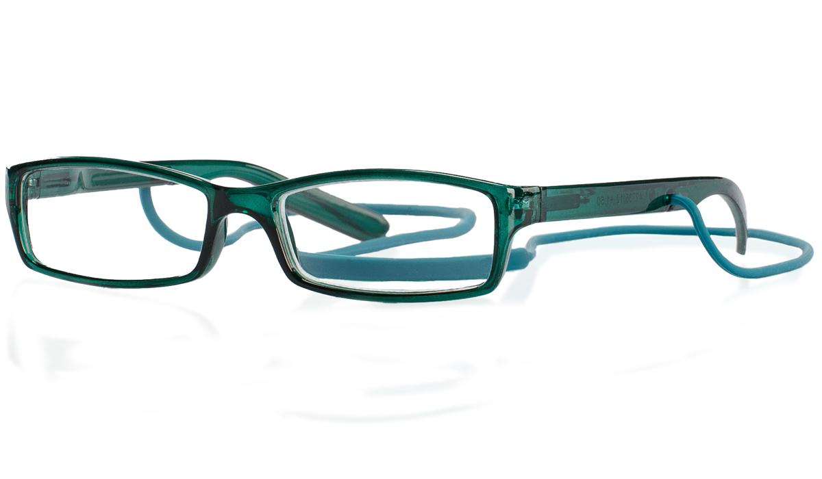 Kemner Optics Очки для чтения +2,5, цвет: зеленый - Корригирующие очки