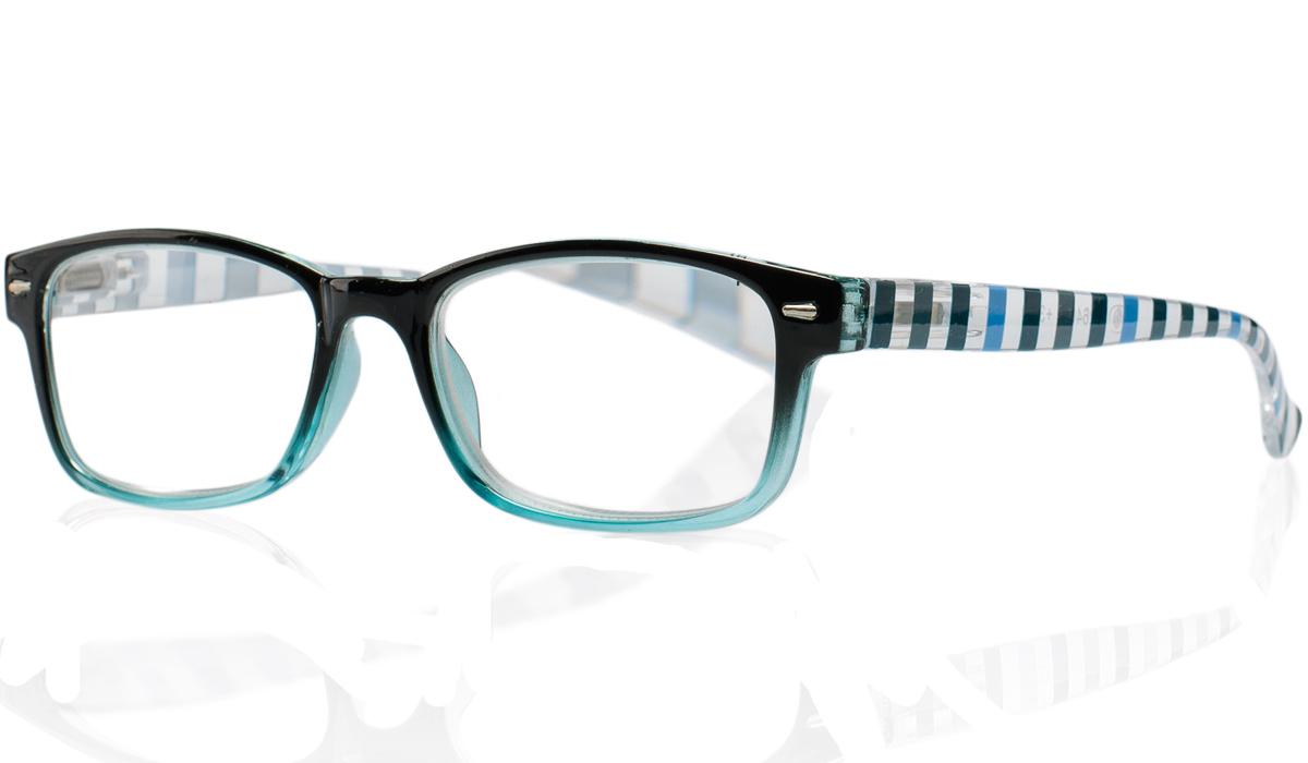 Kemner Optics Очки для чтения +2,5, цвет: голубойAS009Готовые очки для чтения - это очки с плюсовыми диоптриями, предназначенные для комфортного чтения для людей с пониженной эластичностью хрусталика. Компания Kemner Optics уже больше 20 лет поставляет готовую оптику на европейский рынок. Надежность и качество очков Kemner Optics проверено годами.
