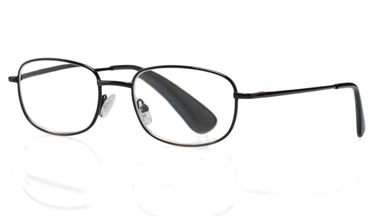 Kemner Optics Очки для чтения +2,0, цвет: черныйБУ-00000316Готовые очки для чтения - это очки с плюсовыми диоптриями, предназначенные для комфортного чтения для людей с пониженной эластичностью хрусталика. Компания Kemner Optics уже больше 20 лет поставляет готовую оптику на европейский рынок. Надежность и качество очков Kemner Optics проверено годами.