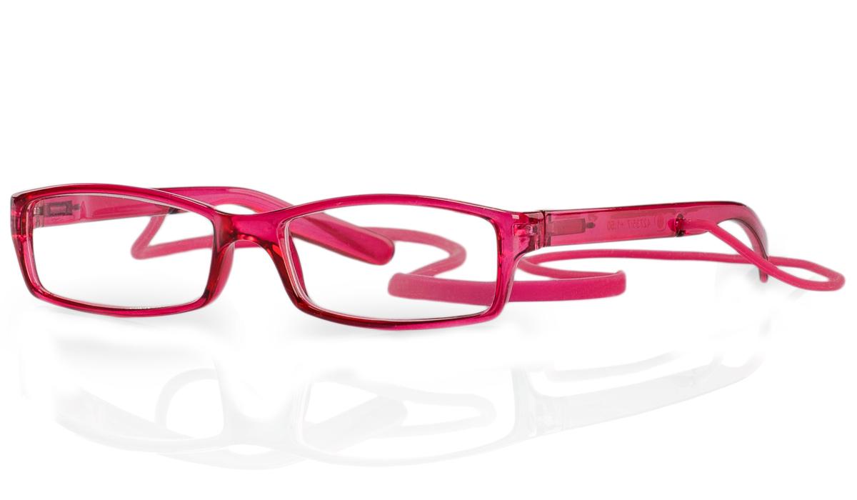 Kemner Optics Очки для чтения +2,0, цвет: красный - Корригирующие очки