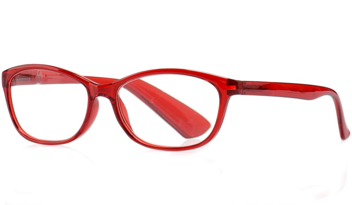 Kemner Optics Очки для чтения +2,0, цвет: красныйБУ-00000316Готовые очки для чтения - это очки с плюсовыми диоптриями, предназначенные для комфортного чтения для людей с пониженной эластичностью хрусталика. Компания Kemner Optics уже больше 20 лет поставляет готовую оптику на европейский рынок. Надежность и качество очков Kemner Optics проверено годами.