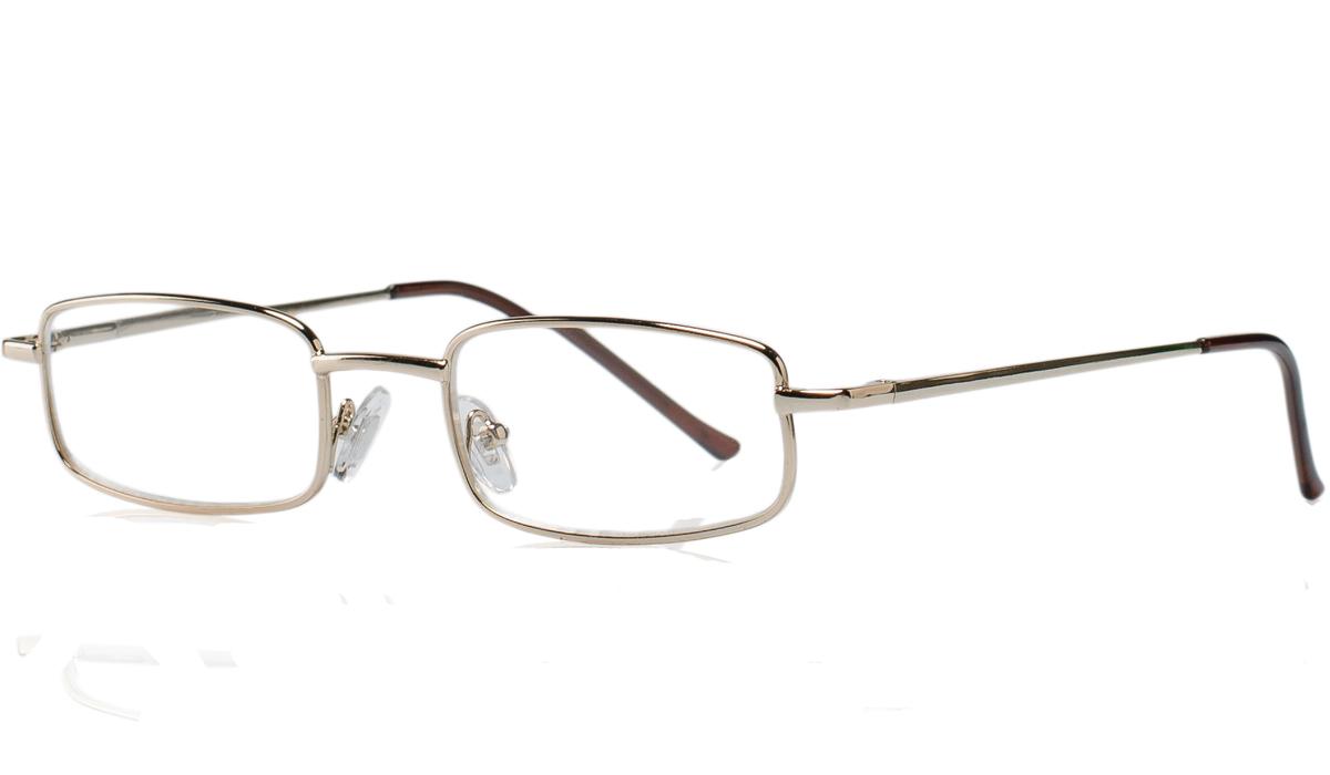 Kemner Optics Очки для чтения +2,0, цвет: золотой - Корригирующие очки