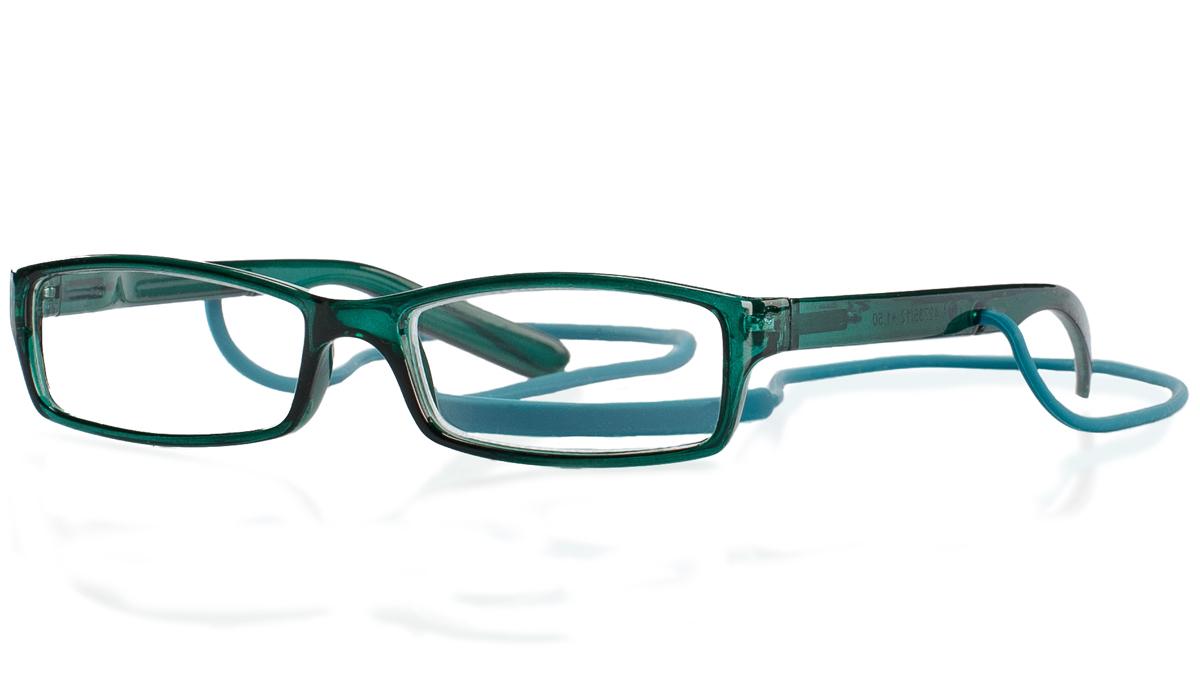 Kemner Optics Очки для чтения +2,0, цвет: зеленый kemner optics очки для чтения 2 0 цвет черный