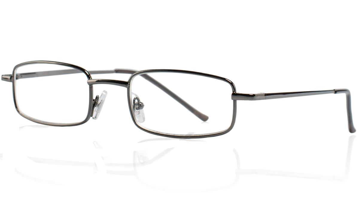 Kemner Optics Очки для чтения +1,5, цвет: темно-серый - Корригирующие очки