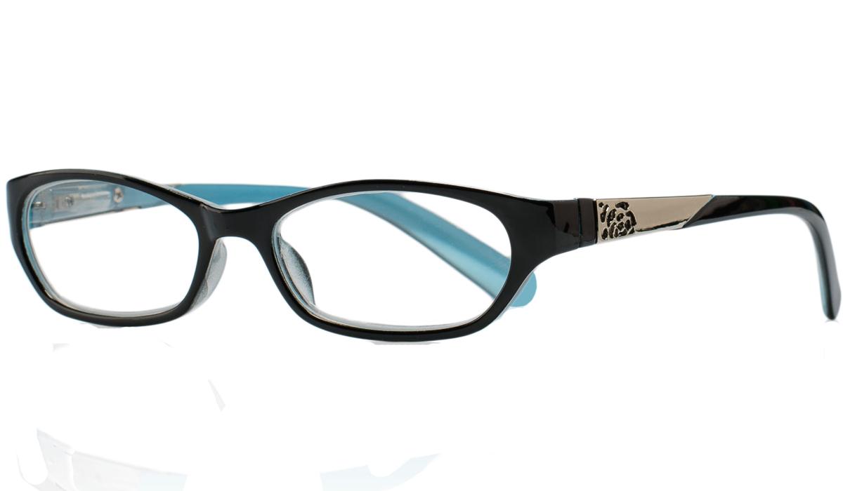 Kemner Optics Очки для чтения +1,5, цвет: голубойБУ-00000316Готовые очки для чтения - это очки с плюсовыми диоптриями, предназначенные для комфортного чтения для людей с пониженной эластичностью хрусталика. Компания Kemner Optics уже больше 20 лет поставляет готовую оптику на европейский рынок. Надежность и качество очков Kemner Optics проверено годами.