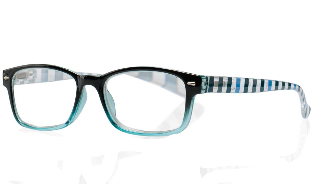 Kemner Optics Очки для чтения +1,5, цвет: голубойУТ000000426Готовые очки для чтения - это очки с плюсовыми диоптриями, предназначенные для комфортного чтения для людей с пониженной эластичностью хрусталика. Компания Kemner Optics уже больше 20 лет поставляет готовую оптику на европейский рынок. Надежность и качество очков Kemner Optics проверено годами.