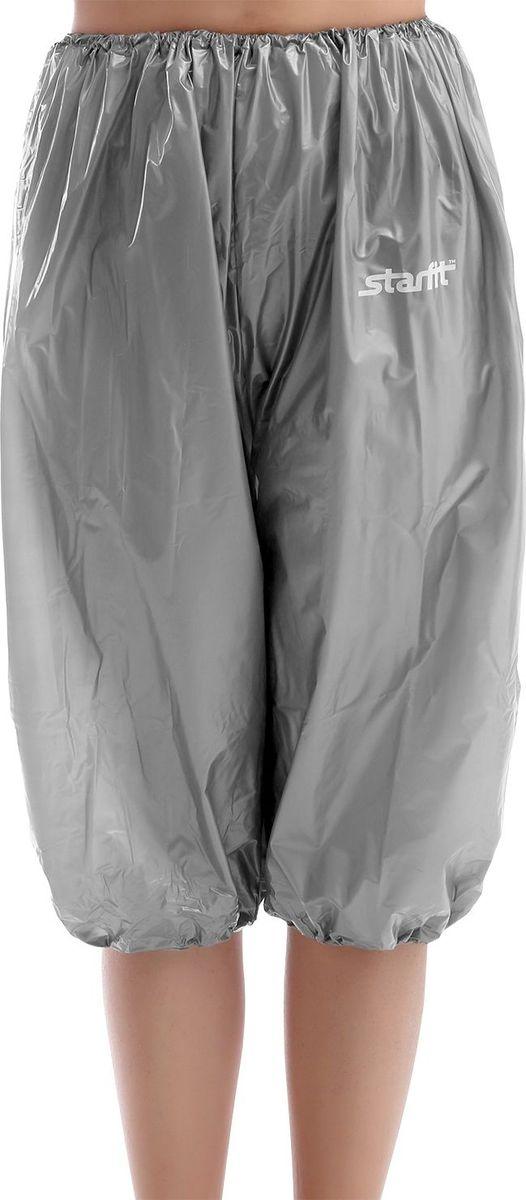 Бриджи-сауна Starfit  SW-301 , цвет: серый. Размер L - Одежда для похудения