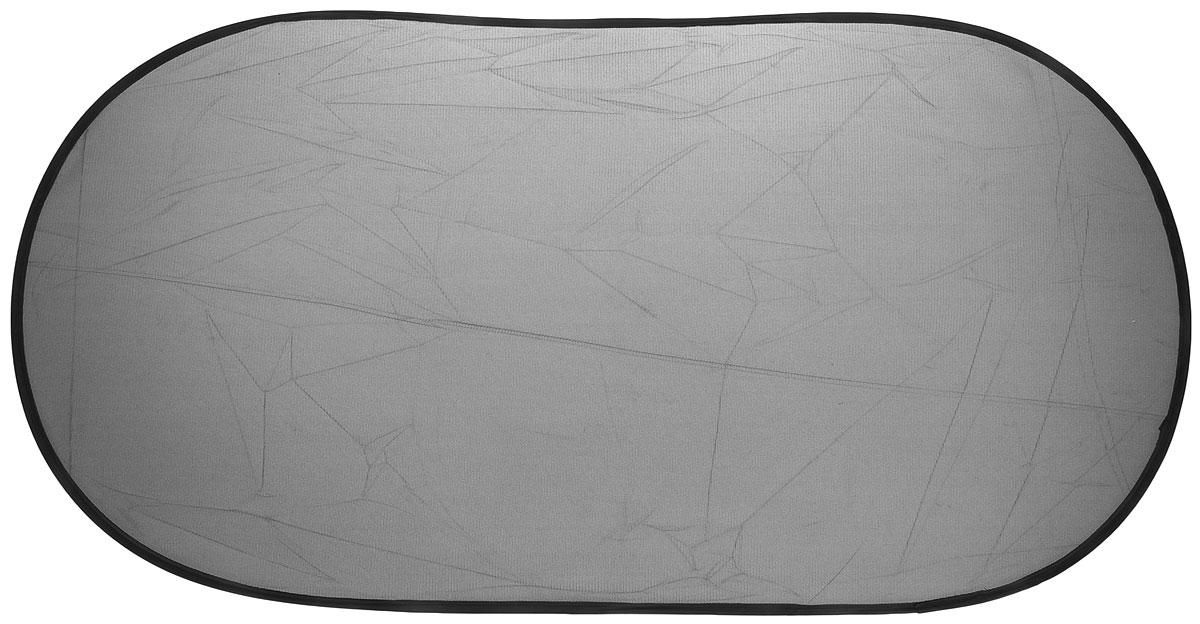 Шторка солнцезащитная Zipower, на заднее стекло, цвет: черный, 100 х 50 смASPS-S-07Автомобильная солнцезащитная шторка Zipower - это специальное приспособление в виде прочного каркаса с плотно натянутой сеткой, которое крепятся на заднее стекло вашего автомобиля, снижая проникновение солнечного света на 85 % и надежно защищая вас от любопытных взглядов. Изделия также сохраняют прохладу в салоне, обеспечивая комфорт пассажирам.В комплект входит 1 шторка и 4 присоски для боковых стекол.Размер шторок: 100 x 50 см