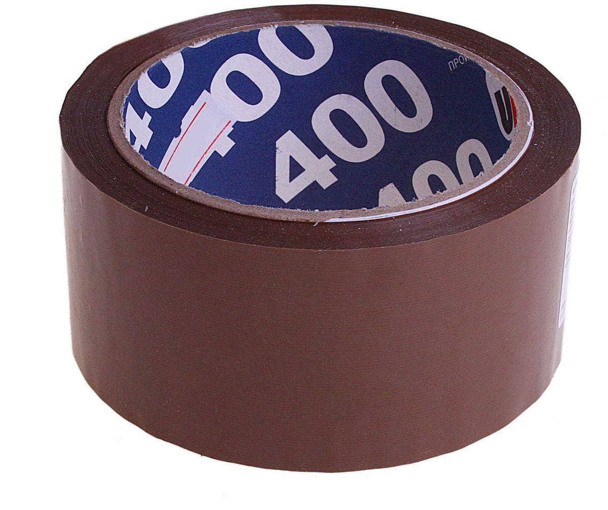 Клейкая лента 48 мм х 66 м цвет коричневый 584578FS-00103Клейкая лента на полипропиленовой основе это водонепроницаемое изделие, которое способно противостоять широкому диапазону температур. Применяется в быту для упаковки: легких и тяжелых коробок, изготовленных из гофрокартона, строительных смесей, масложировой продукции и мороженого, канцелярских товаров, промышленных товаров. Клейкая лента поможет скрепить предметы в любой ситуации, например, если вы делаете ремонт или меняете место жительства и пакуете коробки.