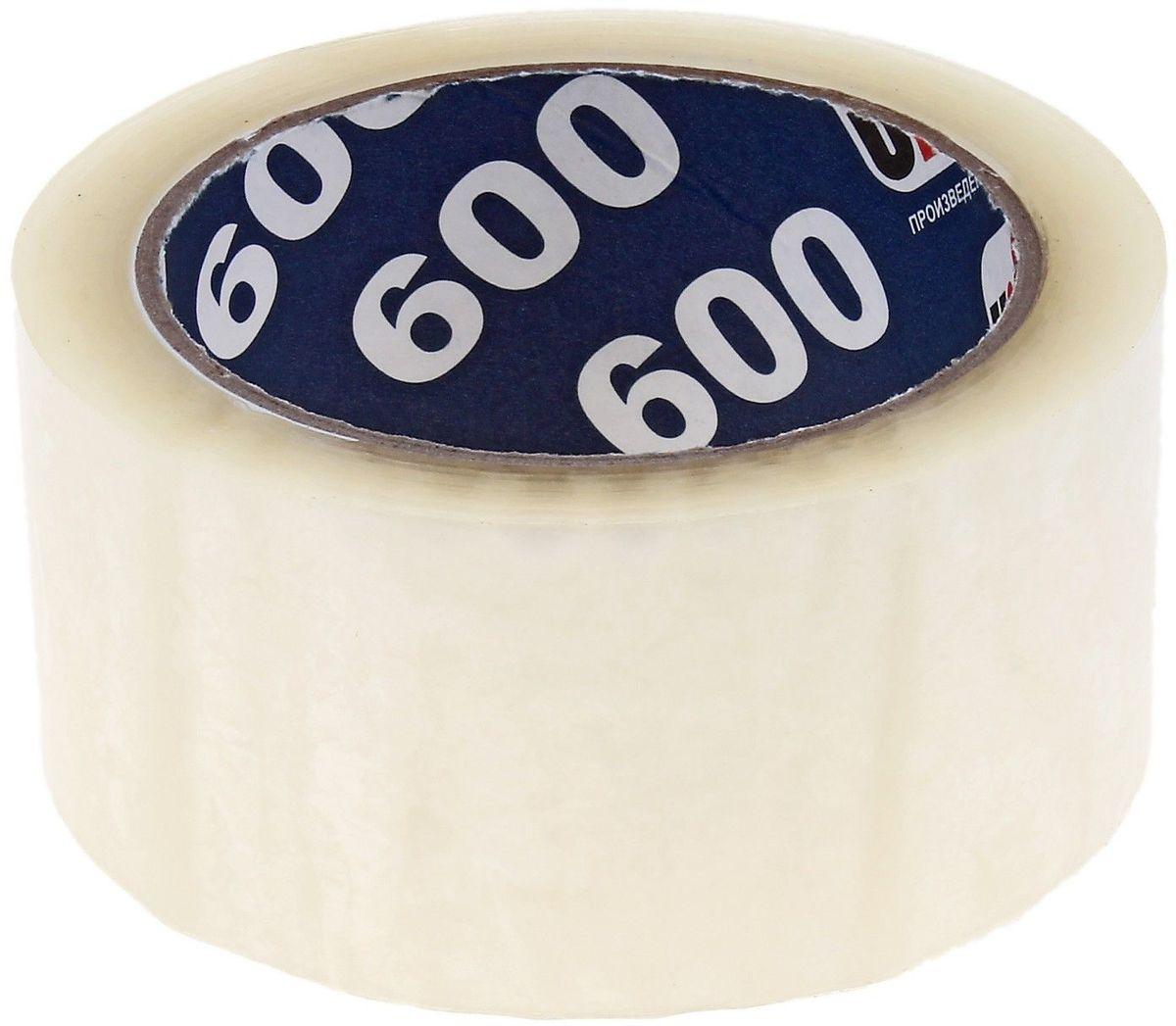 Клейкая лента 48 мм х 66 м цвет прозрачный 691932FS-00102Клейкая лента на полипропиленовой основе это водонепроницаемое изделие, которое способно противостоять широкому диапазону температур. Применяется в быту для упаковки: легких и тяжелых коробок, изготовленных из гофрокартона, строительных смесей, масложировой продукции и мороженого, канцелярских товаров, промышленных товаров. Клейкая лента поможет скрепить предметы в любой ситуации, например, если вы делаете ремонт или меняете место жительства и пакуете коробки.