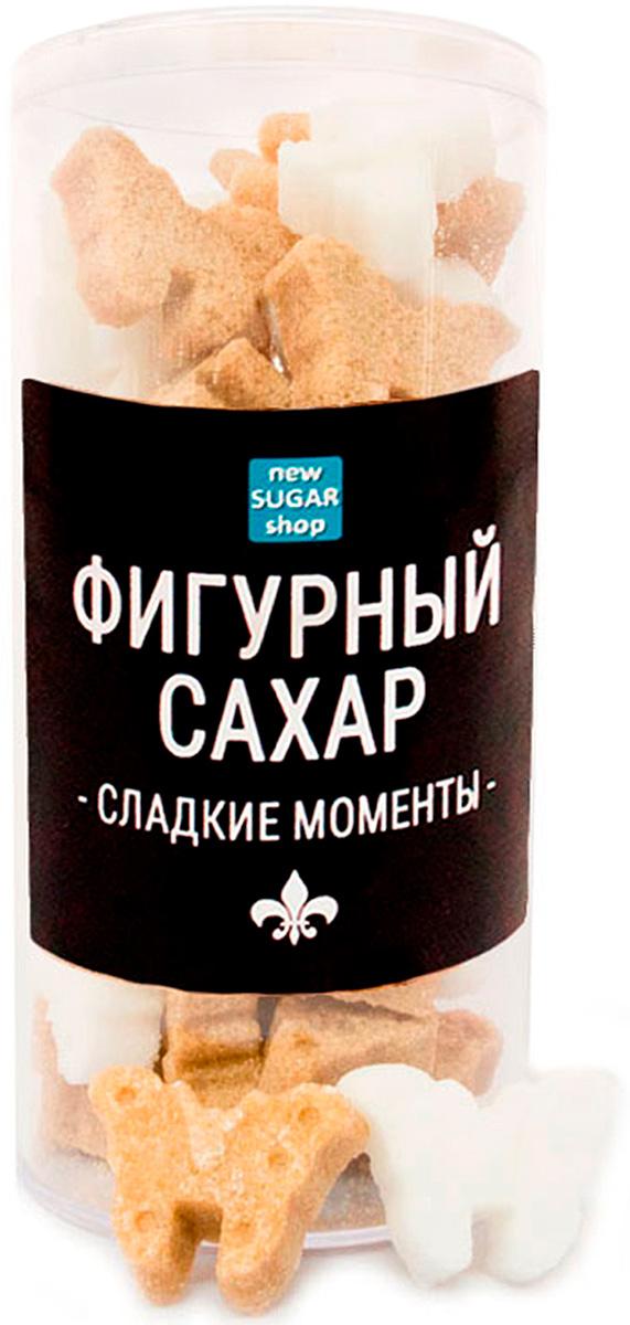 Сладкие моменты Бабочки фигурный сахар в тубе, 130 г