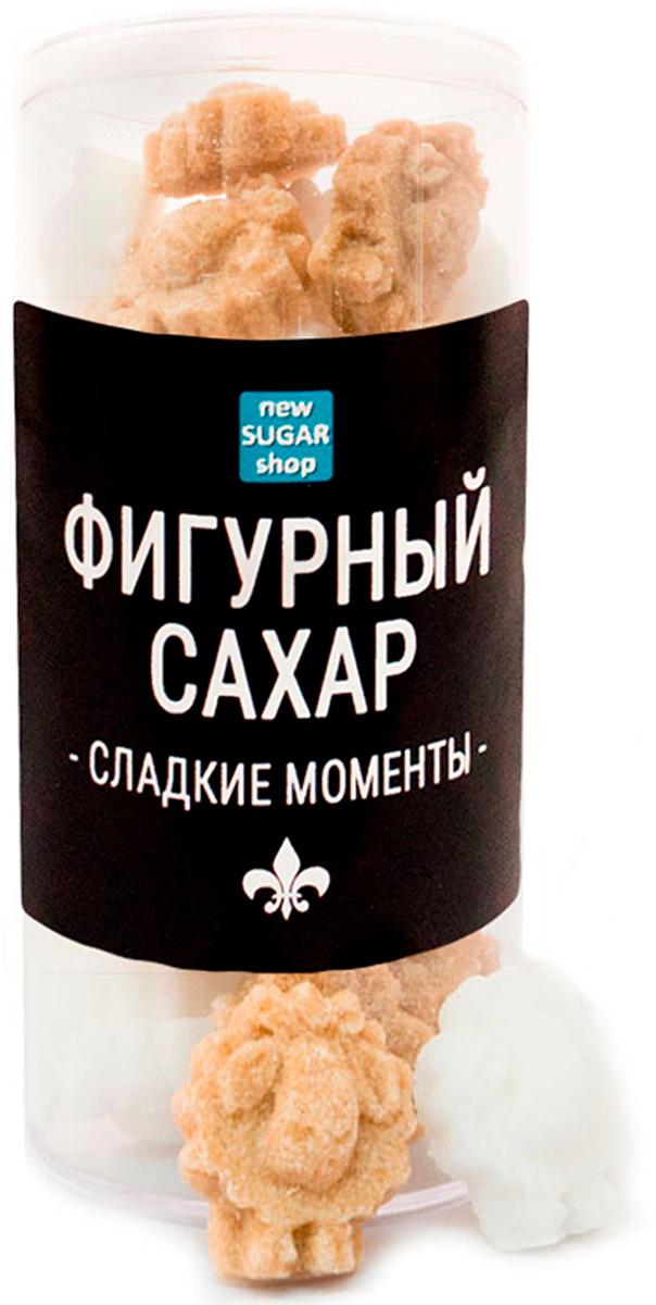 Сладкие моменты Овечки фигурный сахар в тубе, 140 г0120710Производитель делает с любовью своими руками оригинальные формы для вашего стола, юбилея или в подарок. Порадуйте себя и своих близких оригинальными формами сахара. С фигурным сахаром ваше чаепитие будет неповторимым.