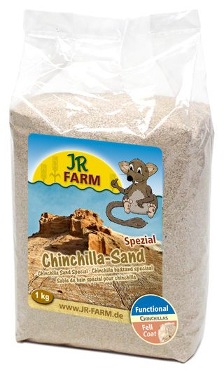 Песок для шиншилл JR Farm, 1 кг5051615Песок для шиншилл JR Farm. Из сепиолита, содержащего глину, который, в отличие от обычного песка, не содержит кварц, и поэтому отлично удаляет жир и другие примеси из меха шиншиллы. Песчинки имеют округлую форму, без острых краёв, благодаря этому мех не будет тускнеть и ломаться.Состав: песок, без искусственных красителей и консервантов.Товар сертифицирован.