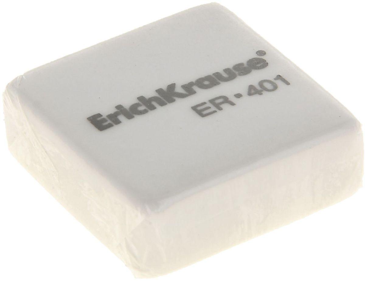 Erich Krause Ластик 40172523WDЛастик аккуратно стирает тонкие линии, оставленные карандашами. Не оставляет следов на бумаге.