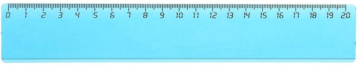 Стамм Линейка 20 см цвет голубой72523WDЛинейка — необходимый инструмент рабочего стола.Линейка 20 см, широкая без логотипа, тонированная, голубая может понадобиться при изучении любого школьного предмета. Провести прямую линию и начертить отрезок на уроке математики? Легко! Подчеркнуть подлежащее, сказуемое или деепричастный оборот в домашнем задании по русскому языку? Проще простого!Возможности применения этого приспособления широки: оно пригодится как на занятиях в учебном заведении, так и при выполнении работы дома, а также поспособствует развитию начальных навыков черчения!