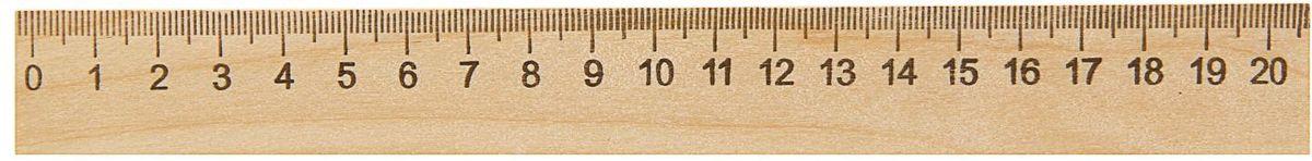 Эдельвейс Линейка 20 см689880Линейка — необходимый инструмент рабочего стола.Линейка 20см деревянная может понадобиться при изучении любого школьного предмета. Провести прямую линию и начертить отрезок на уроке математики? Легко! Подчеркнуть подлежащее, сказуемое или деепричастный оборот в домашнем задании по русскому языку? Проще простого!Возможности применения этого приспособления широки: оно пригодится как на занятиях в учебном заведении, так и при выполнении работы дома, а также поспособствует развитию начальных навыков черчения!
