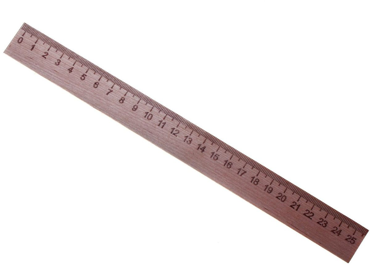 Эдельвейс Линейка 25 смFS-36054Линейка — необходимый инструмент рабочего стола.Линейка деревянная 25см может понадобиться при изучении любого школьного предмета. Провести прямую линию и начертить отрезок на уроке математики? Легко! Подчеркнуть подлежащее, сказуемое или деепричастный оборот в домашнем задании по русскому языку? Проще простого!Возможности применения этого приспособления широки: оно пригодится как на занятиях в учебном заведении, так и при выполнении работы дома, а также поспособствует развитию начальных навыков черчения!