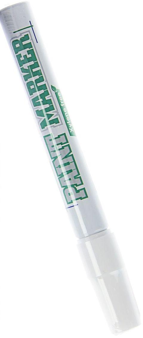 Munhwa Маркер-краска Xylene Free цвет белый1255303Концерн MunHwa Inc. ежегодно внедряет в производство новые технологии для создания экологичной и безопасной для окружающей среды и здоровья человека продукции.Новая серия маркер-краски Paint cо знаком Xylene Free — тому подтверждение. В составе растворителя отсутствует ксилол (называемый еще «диметилбензол») — такие маркеры не имеют специфичного запаха нитро-краски, хотя сохраняют самые важные свойства адгезии на любых материалах и устойчивость: нанесенный рисунок быстро высыхает на поверхности, не выгорает на ярком солнце и не смывается водой. Индивидуальный штрих-код на каждой единице товара.