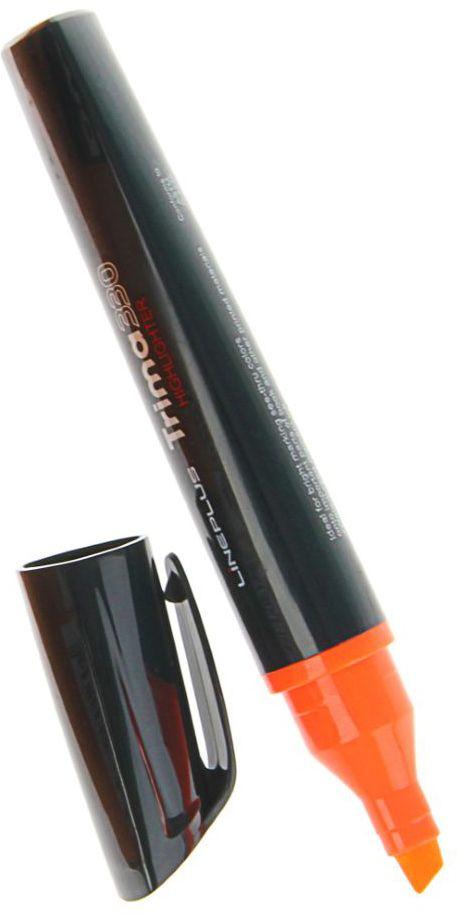 Line Plus Маркер Trima цвет оранжевыйFS-36054Текстовыделитель Trima33 в новом уникальном трехгранном корпусе.Оригинальная форма привлекает внимание, а яркая линия письма позволяет выделять текст без особых усилий.