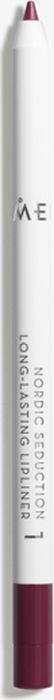 Lumene Nordic Seduction Устойчивый карандаш для губ №017887EКарандаш с мягкой, кремовой текстурой обеспечит легкое нанесение и стойкий результат в течение всего дня! Карандаш надежно зафиксирует губную помаду и добавит визуального объема губам. Оттенок