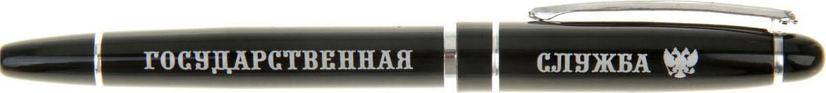 Ручка капиллярная Государственная служба синяя1060329В современном темпе жизни без ручки никуда, и одними из важных критериев при ее выборе становятся внешний вид и практичность, ведь это не только письменная принадлежность, но и стильный аксессуар. Наша уникальная разработка Ручка капиллярная в подарочной упаковке Государственная служба объединила в себе классическую форму и оригинальный дизайн, а именно лаконичное сочетание черного и серебряного цвета с гравировкой для настоящих мужчин с сильным и волевым Я. Капиллярный тип стержня отличается не только структурой, но и удобством скольжения по бумаге при письме. Оригинальная коробочка, стилизованная под ретрошкатулку, закрывается на скрытую магнитную кнопку. Такой подарок понравится любому мужчине!