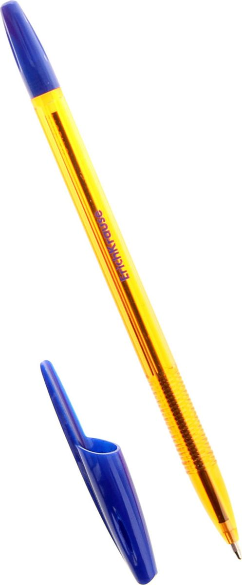 Erich Krause Ручка шариковая R-301 Amber EK синяя