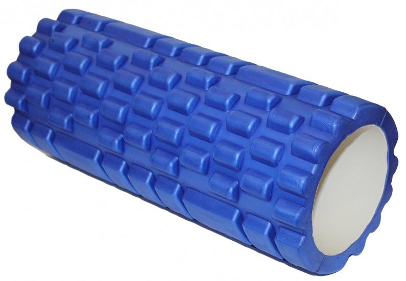 Валик для фитнеса Bradex Туба, цвет: синийMCI54145_WhiteВалик для фитнеса Bradex Туба - это эффективный инструмент в борьбе за здоровое, подтянутое тело и ваш личный массажер. Интенсивные тренировки ведут к выработке в нашем организме молочной кислоты, из-за которой и болят ваши мышцы на следующий после занятий день. Однако из-за слабого кровообращения молочная кислота накапливается и причиняет ощутимую боль. Специальное покрытие валика стимулирует кровообращение, расслабляя мышцы и принося облегчение. Ежедневные занятия с валиком Bradex Туба делают мышцы подтянутыми и упругими.