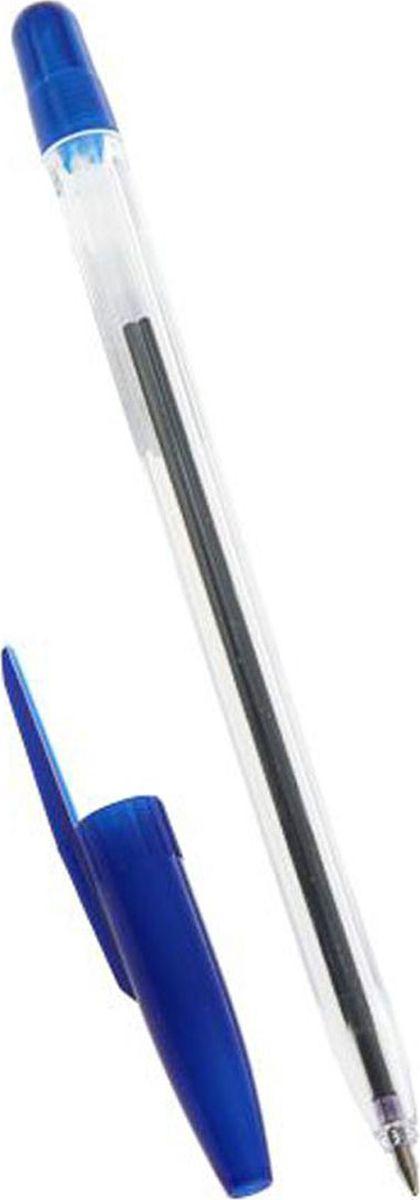 Стамм Ручка шариковая 111 синяя 6091922010440Шариковая ручка — незаменимая вещь и для взрослых, и для школьников. Самым распространенным видом ручек являются Ручка шариковая Стамм 111 корпус прозрачный, синий стержень, масляная основа 0,7мм РС21 609192. Ее особенности: шестигранная форма корпуса, толщина линии письма: 0,7 мм, итальянские чернила, цвет чернил: синий, длина стержня: 135 мм. Шариковые ручки Стамм очень экономичные, писать ими легко и удобно, густые чернила не вытекают и не растекаются на бумаге.