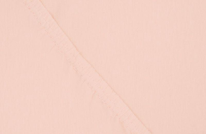 Простыня на резинке Ecotex Поплин, цвет: персиковый, 160 х 200 смCLP446Простыня на резинке по всему периметру – это очень удобно! Она всегда ровно, без единой морщинки, застилает матрас. Легко заправляется и фиксируется с помощью «юбки» с резинкой по всему периметру. Нежное прикосновение к телу бархатного на ощупь хлопка, мягкая фактура ткани – вот основное преимущество трикотажных простыней на резинке. Они практичны в уходе, не требуют глажения после стирки, мягкие, экологичные, защищают матрас от загрязнений.