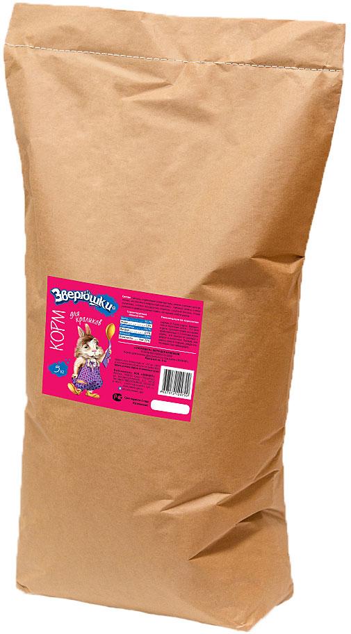 Корм для кроликов Зверюшки, 15 кг0120710Специальный корм для кроликов на каждый день в экономичной упаковке. В нем есть все, что нужно для здоровой и активной жизни ушастого друга: полезные и питательные семена, ячменные и кукурузные хлопья, плоды рожкового дерева, вкусные овощи и фрукты, и т.д. Обеспечит полноценную, здоровую и активную жизнь любимому питомцу.Состав: гранулы, содержащие травяную муку, семена злаковых культур, овощи, витаминно-минеральный комплекс; пшеница, ячмень, хлопья ячменные, хлопья кукурузные, морковь, сушеные бананы, плоды рожкового дерева, сушеный корень пастернака, стебли укропа.